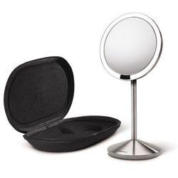 Simplehuman - lustro sensorowe mini - bezprzewodowe z pokrowcem