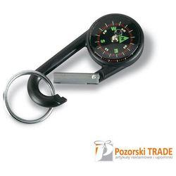 LEBONE Karabinek z kompasem z kategorii kompasy