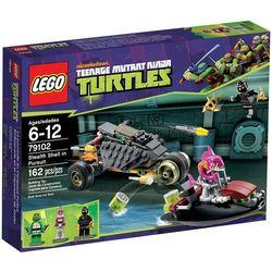Turtles Pościg 79102 marki Lego