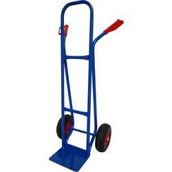 wózek transportowy dmuchane koła 260 mmm marki J.a.d. tools
