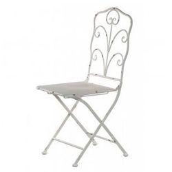 Ogrodowe krzesło bertoni  x 2 szt. komplet, marki Aluro