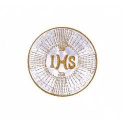 Party deco Emblemat hatfowany i komunia święta ihs - 1 szt. (5901157409065)