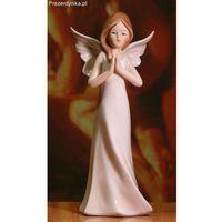 Aniołek Ceramiczny Modlący się duzy