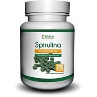 Spirulina 400 tabletek 250mg -PRONESS myvita (2017660050007)