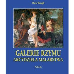 ARCYDZIEŁA MALARSTWA GALERIE RZYMU W ETUI TW (kategoria: Albumy)