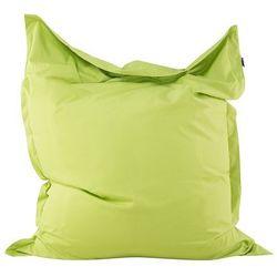 Pufa do siedzenia z powłoczką wewnętrzną 140 x 180 cm zielona (4260580930401)