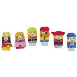 Zestaw pacynek na dłoń - zabawki dla dzieci (pacynka, kukiełka)