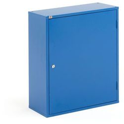 Szafka warsztatowa, bez pojemników, 800x600x275 mm, niebieski marki Aj produkty