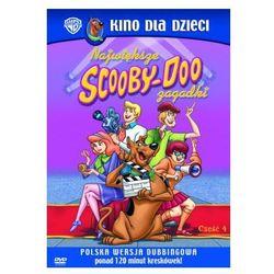 SCOOBY-DOO, NAJWIĘKSZE ZAGADKI 4 GALAPAGOS Films 7321909029095 (7321909029095)