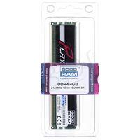 Pamięć GoodRam DDR4 PLAY 4GB/2133 CL 15-15-15 - GY2133D464L15S/4G - GY2133D464L15S/4G Darmowy odbiór w 19 m