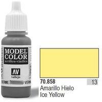 farba nr13 ice yellow 17ml od producenta Vallejo