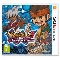 Nintendo 3DS Inazuma Eleven: Team Ogre Attacks