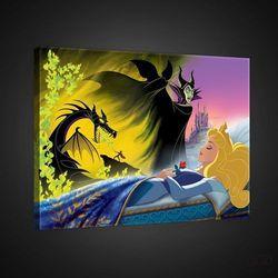 Consalnet Obraz śpiąca królewna i zła królowa – śpiąca królewna ppd1371