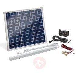 Esotec Solarny zestaw zasilający wyspowy 30 w (4260057865526)