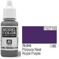 Vallejo Farba Nr45 Royal Purple 17ml (8429551708104)