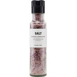 Sól z chrzanem i burakami w butelce z młynkiem Nicolas Vahe