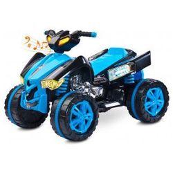 Toyz Raptor duży Quad na akumulator blue nowość 2016 z kategorii pojazdy elektryczne