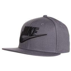 Nike Sportswear FUTURA Czapka z daszkiem dark grey/black z kategorii Nakrycia głowy i czapki