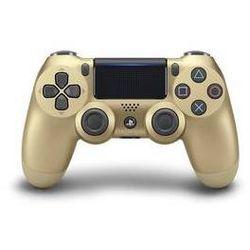 Gamepad Sony Dual Shock 4 dla PS4 v2 (PS719895251) Złoty, kup u jednego z partnerów