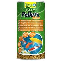 Tetra pond pellets mini 1 l - darmowa dostawa od 95 zł!