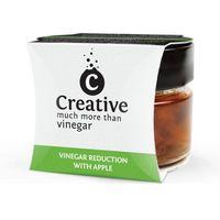 Redukcja portugalskiego octu jabłkowego z kawałkami jabłka Creative 100ml