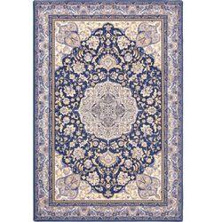 Agnella Dywan isfahan hathor ciemny niebieski 160x240