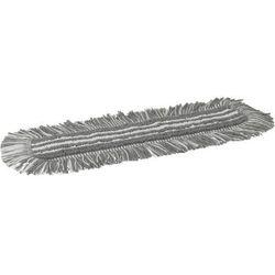 Mop damp 48, do sprzątania na wilgotno, kieszeniowy, szary, 400 mm,  548700 marki Vikan