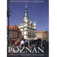 Poznań, oprawa twarda