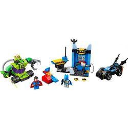 JUNIORS JUNIORS - Batman & Superman kontra Luthor 10724 marki Lego z kategorii: klocki dla dzieci