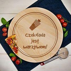 Czekolada jest warzywem - Deska obrotowa - Deska obrotowa