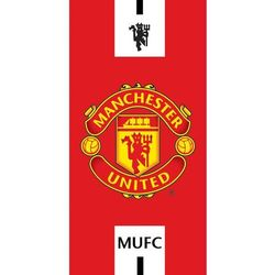 Tip trade ręcznik manchester united, 70 x 140 cm, marki 4home