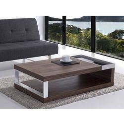 Nowoczesny stolik kawowy - ława - 120 x 70 - FARO (7081456804858)