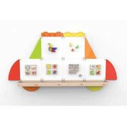 Viga toys Viga tablica magnetyczna - samochód