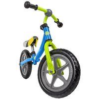Rowerek biegowy KINDERKRAFT Moov Niebieski + Zamów z DOSTAWĄ JUTRO! - produkt z kategorii- Rowerki biego