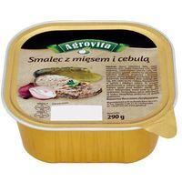 Agrovita  290g smalec z mięsem i cebulą