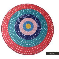 Selsey dywan do pokoju dziecięcego dinkley ronda średnica 140 cm (5903025555058)
