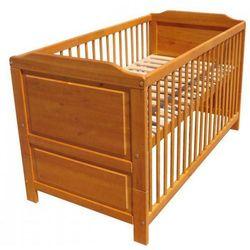Łóżko + łóżeczko 140/70 dla dzieci marki Alfa plus