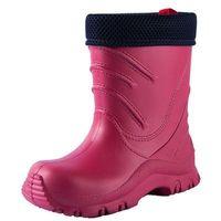 buty nieprzemakalne frillo rainboot różowy marki Reima