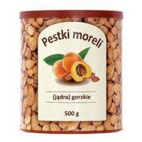 PESTKI MORELI BIO - JĄDRA GORZKIE 300 G