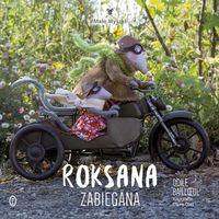Roksana Zabiegana, Literackie