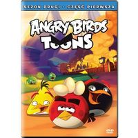 Angry Birds Toons, sezon 2, część 1 (DVD) - Różni (5903570157745)