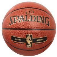 Spalding NBA GOLD Piłka do koszykówki orange (4051309623168)