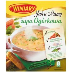 WINIARY 44g JAK U MAMY Zupa ogórkowa (danie gotowe)
