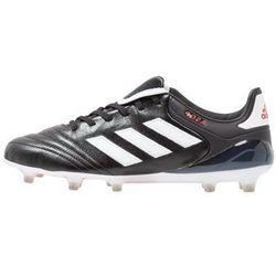 adidas Performance COPA 17.1 FG Korki Lanki core black/white/red z kategorii piłka nożna