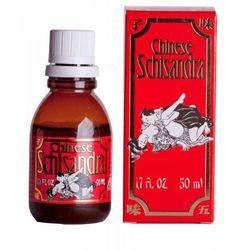 Ruf  chinese schisandra afrodyzjak w kroplach środek silnie pobudzający 50ml