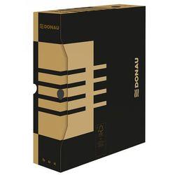 Donau pudło archiwizacyjne donau, karton, a4/80mm, brązowe - 5901498109365 darmowy odbiór w 20 miastach!