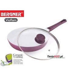Bergner Patelnia vioflam ceramiczna 28cm [bg-1974]