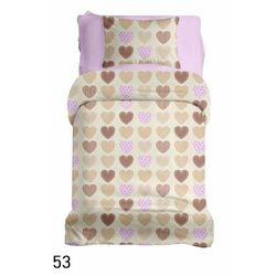 Pościel dziecięca 160x200 + 1 poszwa na poduszkę 70x80
