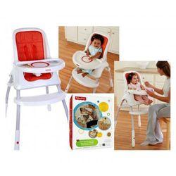 - krzesełko fotelik do karmienia od producenta Fisher price