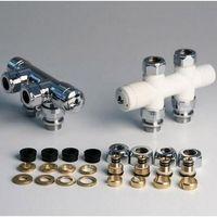 Zawór Termostatyczny Kątowy Biały 50mm VALKRO50SQUCU 01 Irsap